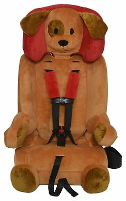 Sentry Guardimals Combination 3-in-1 Harness Booster Car Seat Puppy