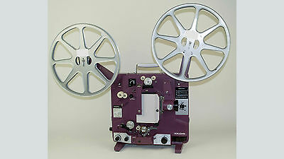 Very Hard to get: Hokushin SC 10 16mm Projector