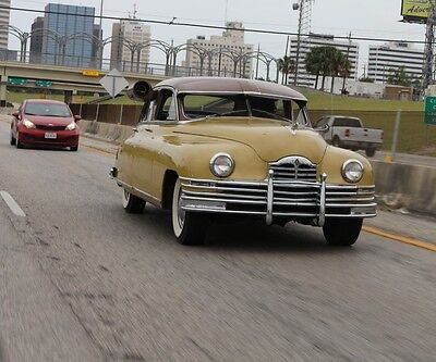 1949 Packard SDTR2272 has all trimings Packard 1949