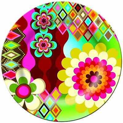 NEW French Bull Mosaic Dinner Plate Ideal Price!!