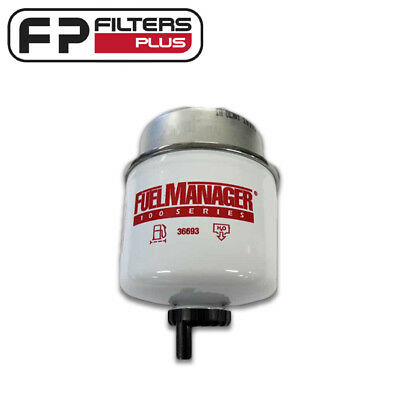 36693 - Genuine Fuel Manager Filter- 2 Micron - Remove 99% of water from diesel