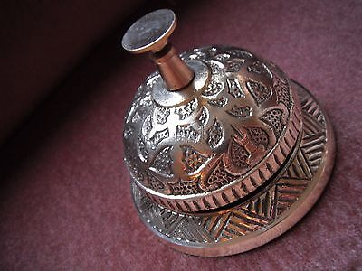 Brass Bell Counter style - reproduction / solid