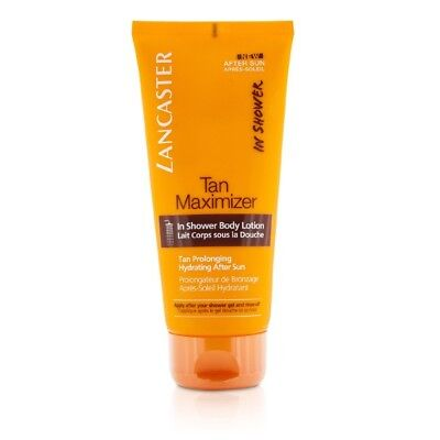 Lancaster Tan Maximizer In Shower Body Lotion 200ml Sun Care & Bronzers