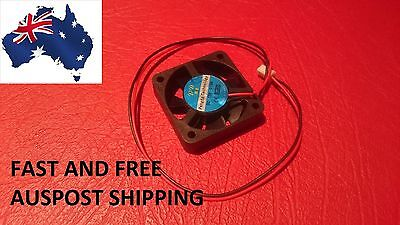 Cooling computer CPU case mini brushless fan 12V DC 2 pin quiet 40mm 3D printer