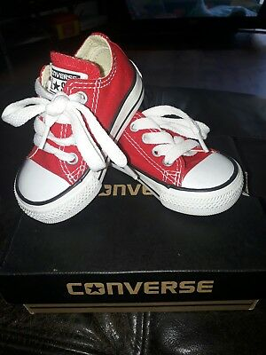 baby converse size 3