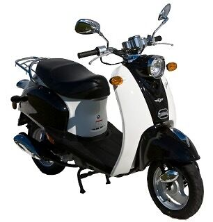 2007 Retro Scooter 50cc Manhattan Gondola