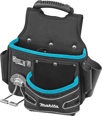 Makita Blue Collection 2 Pocket General Purpose Tool Holder Belt Pouch P-71744