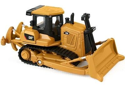 Toy State Industrial HO CAT39512 Caterpillar D7E Bulldozer (1:90 Scale)