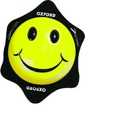 Oxford Knieschleifer Knee Slider Smiley Yellow