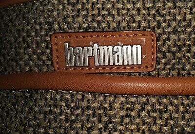 Hartmann Tweed Collection Mobile Office Spinner - BRAND NEW!! - FREE SHIPPING!!!