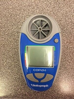 COPD 6 Vitalograph - Used - Collection Only
