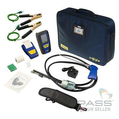 Anton Sprint eVo 1 Flue Gas Analyser - Kit 1