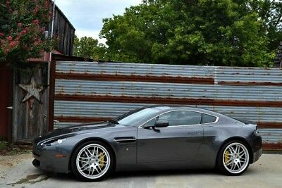 2006 Aston Martin Vantage Base Hatchback 2-Door Only 12K Original Miles! Navigation, Manual 6-Speed Transmission
