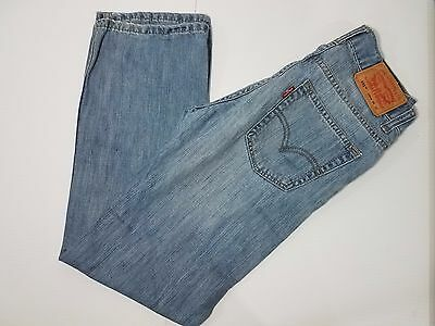 Levis 505 Straight 14 Slim Junior Girls  Jeans- Rise 8 1/2 Inches