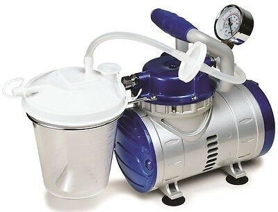 Medical PORTABLE Heavy Duty Dental SUCTION / VACUUM Machine JB0112-016 FREE SHIP