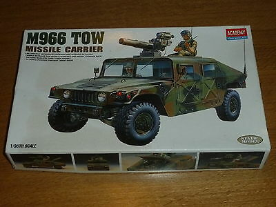 Academy M966 TOW 1/35 scale plastic model kit