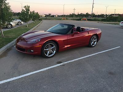 Chevrolet: Corvette 3LT 2011 Chevrolet Corvette Convertible
