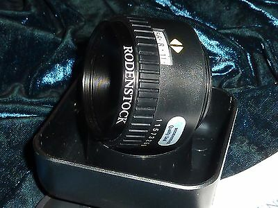 Rodenstock Rodagon WA 40mm F4.0 Enlarging Lens for 35mm, Fresh Import Used Once!