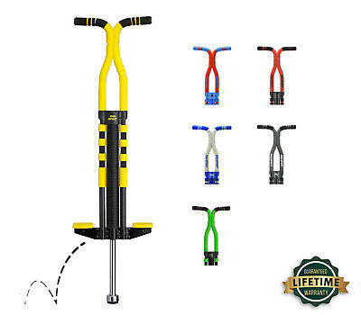 New Bounce Soft, Easy Grip Pro Sport Pogo Stick for Ages 9 and up