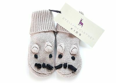 Stella Mccartney Kids Baby 'flopsy' Mouse Booties *9-12 Months* New With Tag