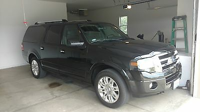 2014 Ford Expedition el limited 2014 FORD EXPEDITION EL LIMITED 4X4