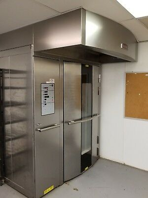Baxter OV500G2-EE Double Rotating Rack Oven