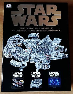 Star Wars: The Complete Vehicle Cross-Sections and Blueprints Box Set