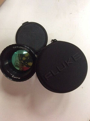 Fluke FLK-LENS/TELE2 Thermal Imaging Camera Infrared Lens