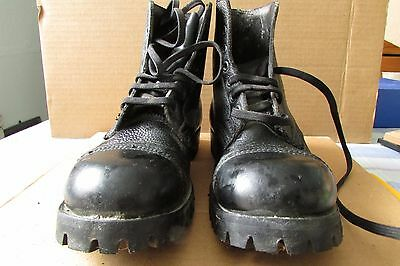Itshide Army Boots - Size 4S with Putties