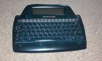 Alphasmart 3000 - Not working. For parts only