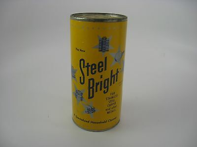 Steel Bright Vintage Household Cleaner