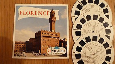 Viewmaster Florence (Italy) View Master Italia Firenze