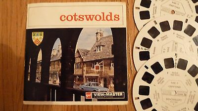 Viewmaster Cotswolds- England (Land Of The Gentle Hills)