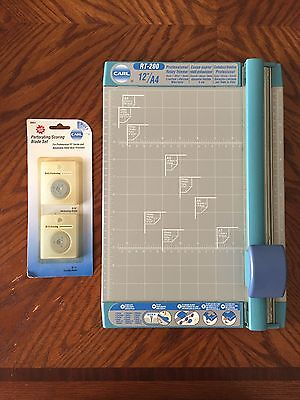 Paper Cutter with Extra Blades