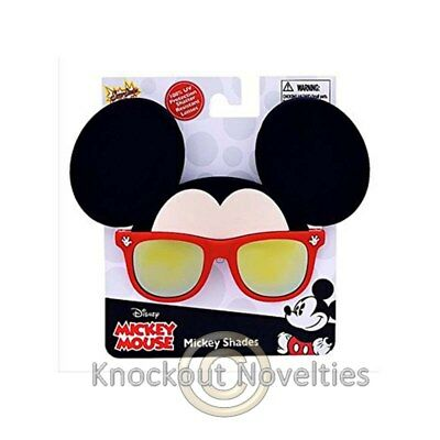 Sun-Staches - Mickey Shades Novelty Gift Item