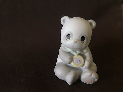 Precious Moments You're First In My Heart Item # BC962 96/97 Members Only Fig.
