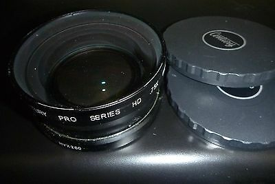 Century Pro Series HD .75X Wide Angle Converter for Panasonic HVX 200 Camcorder