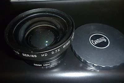 Century Pro Series HD 0.7X Wide Angle Converter for Sony HDV Camcorder