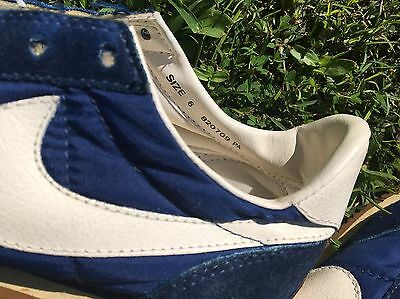 Vintage 80's 1982 NIKE Running Shoes Oceania Zig Zag 820709 PA Size 6
