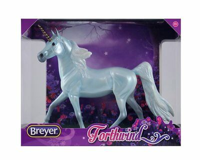 Breyer Classics Forthwind Unicorn Toy Horse
