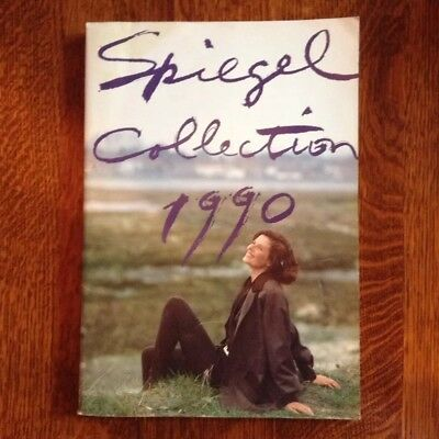 Vintage Spiegel Fashion and Home Collection Fall and Winter 1990 Catalog GUC