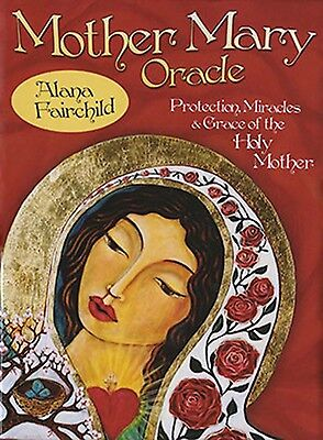 Mother Mary Oracle NEW IN BOX Deck and Book Set by Alana Fairchild US Games