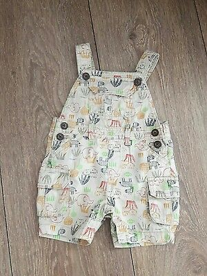 Baby Boys  Dungarees  Age 0-3 Months