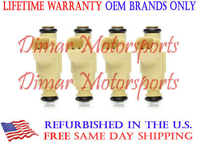 OEM Bosch Fuel Injector 0280155859 Rebuilt by Master ASE Mechanic USA 1
