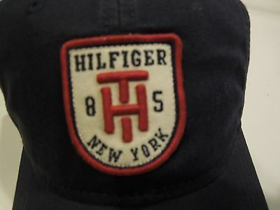 Tommy Hilfiger NEW Men's 85 New York Baseball Hat Cap One Size Adjustable Navy