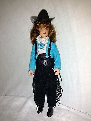 Vintage Breyer Reeves Horse Rider Doll Competition Costume