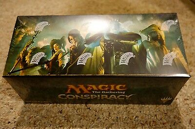 Conspiracy 1 Booster Box Magic the Gathering MTG NEW Factory Sealed