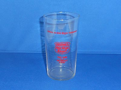 Heilman's Old Style Lager Beer Glass