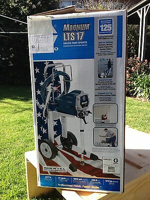 Graco Airless Spray paint unit Magnum LTS17