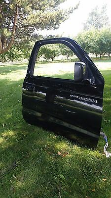 Driver & Passenger Front Doors With Electric Windows Fits 95-04 Tacoma-Sr5-Oem